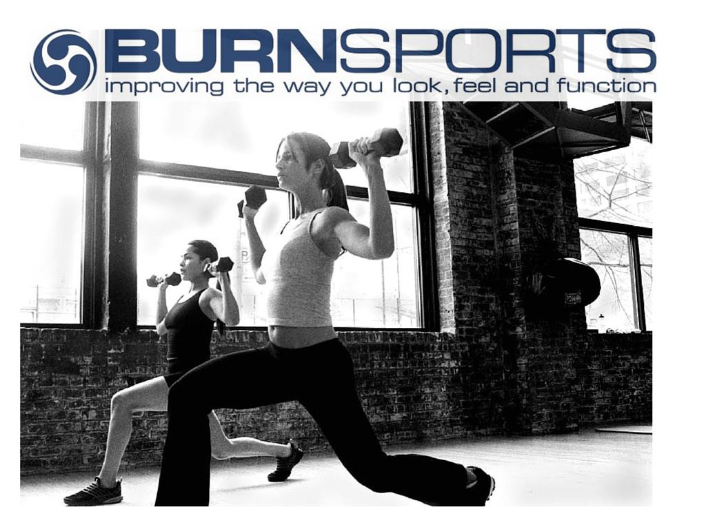 BurnSports image logo My Story