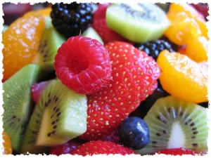 fruit salad framed 300x225 The Truth About Carbs & Sugar