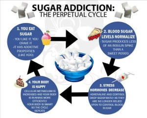 Sugar Addiction Cycle Corrected 300x240 Why We Believe Sugar Is Evil