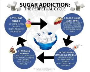 Sugar Addiction Cycle Original 300x240 Why We Believe Sugar Is Evil