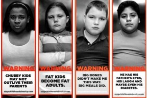 obese kids 300x199 The Science of Fat Shaming