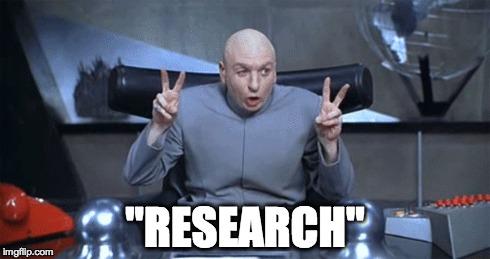 DrEvil Research Sugar Addiction (part 4)