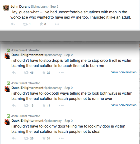 Durant paleo AHS paelofx rape culture  The Paleo Problem with Racism and Sexism