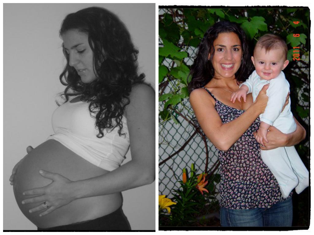 Preggers Anahi Pregnancy Fitness